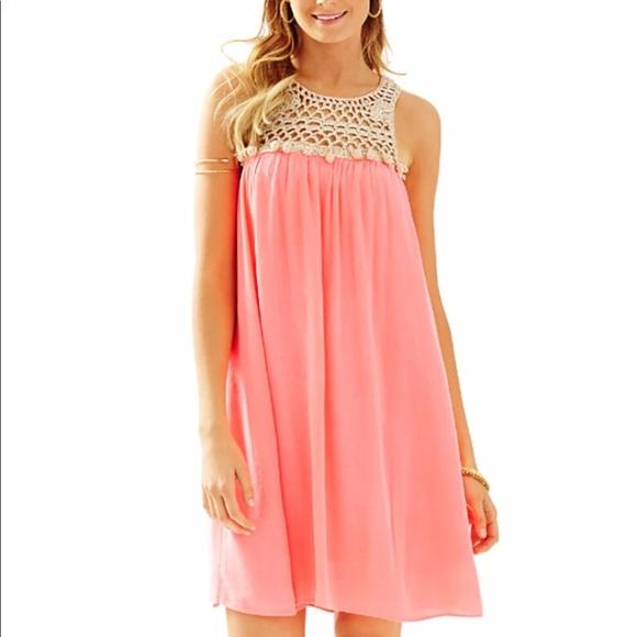 c1455f1cc95 Lilly Pulitzer Dresses & Skirts - Lilly Pulitzer Rachelle Dress